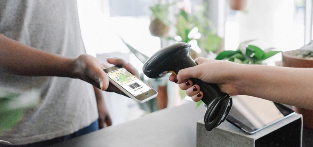 Code auf Handy gegen Bares: Cash 26. Bild: Screenshot Webseite N26