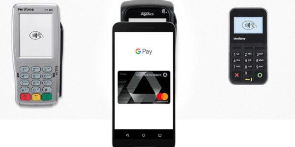 Google Pay für N26