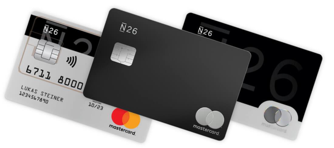 N26 Kreditkarten
