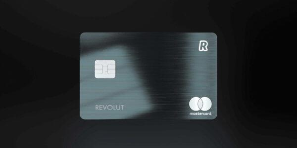 Revolut Metal Card mit Cashback in Kryptowährung