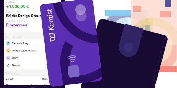 Geschäftskonto mit Buchhaltung: Kontist & lexoffice im Team